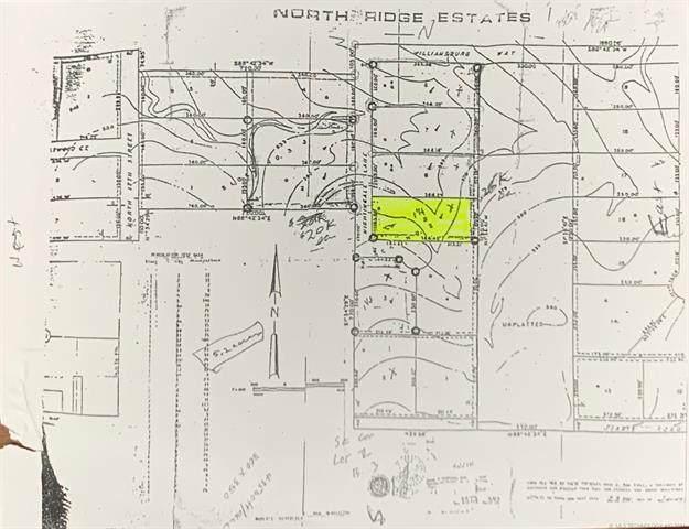 34th Street N, Muskogee, OK 74401 (MLS #2114474) :: Active Real Estate