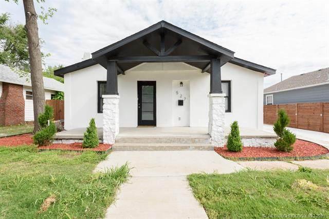 527 E Latimer Court, Tulsa, OK 74106 (MLS #2114496) :: House Properties