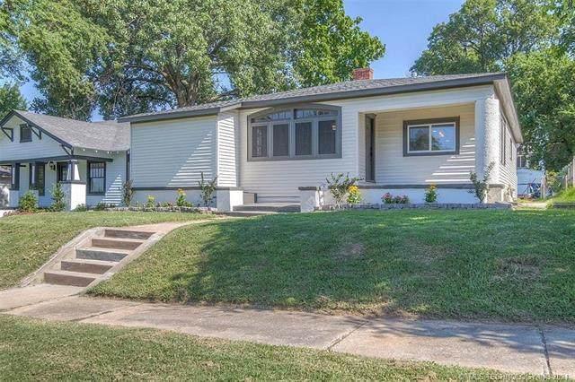 1815 W Cameron Street, Tulsa, OK 74127 (MLS #2114536) :: House Properties