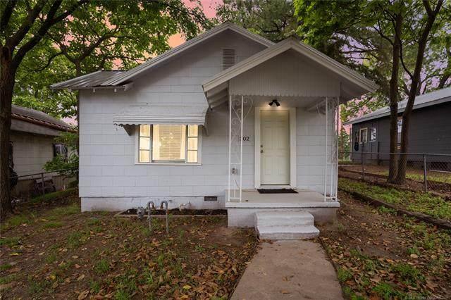 302 N Grant Avenue, Sand Springs, OK 74063 (MLS #2114554) :: 580 Realty