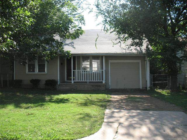5028 S 35th West Avenue, Tulsa, OK 74107 (MLS #2114571) :: Hopper Group at RE/MAX Results