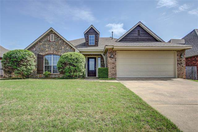 2016 W 119th Court S, Jenks, OK 74037 (MLS #2114618) :: Hopper Group at RE/MAX Results