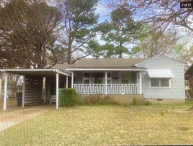 2024 Monta Avenue, Muskogee, OK 74403 (MLS #2114681) :: Owasso Homes and Lifestyle
