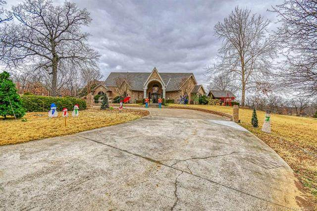 1786 Lincoln Street, Healdton, OK 73438 (MLS #2114702) :: House Properties