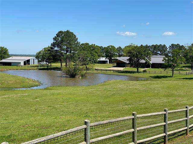 04429 Diagonal Road, Stuart, OK 74570 (MLS #2114710) :: Owasso Homes and Lifestyle