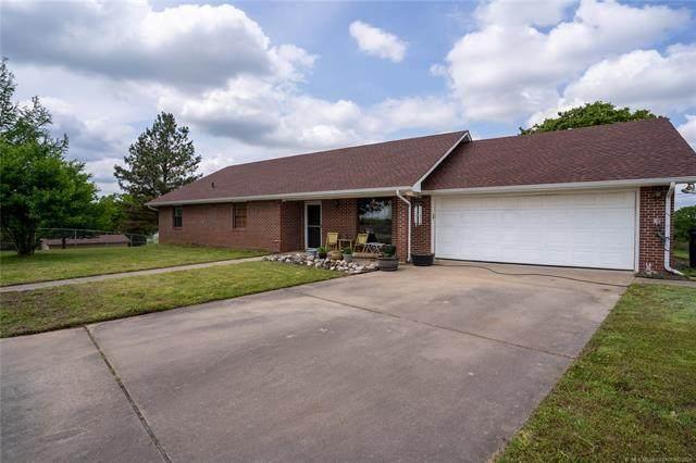 6 Highland Circle, Bristow, OK 74010 (MLS #2114744) :: 580 Realty