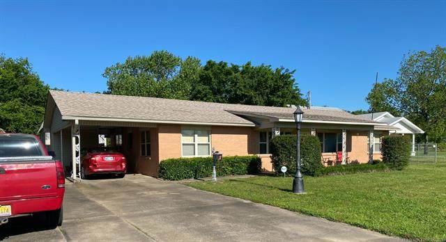 1413 S 9th Street, Mcalester, OK 74501 (MLS #2114748) :: House Properties