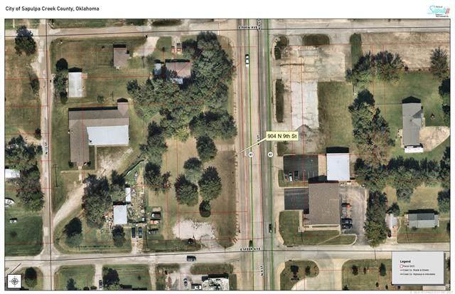904 N 9th Street, Sapulpa, OK 74066 (MLS #2114765) :: Owasso Homes and Lifestyle