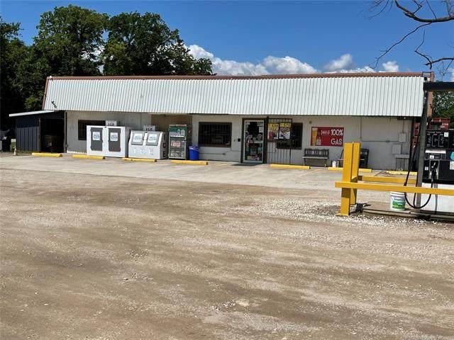 5039 S Highway 377, Kingston, OK 73439 (MLS #2114768) :: Active Real Estate