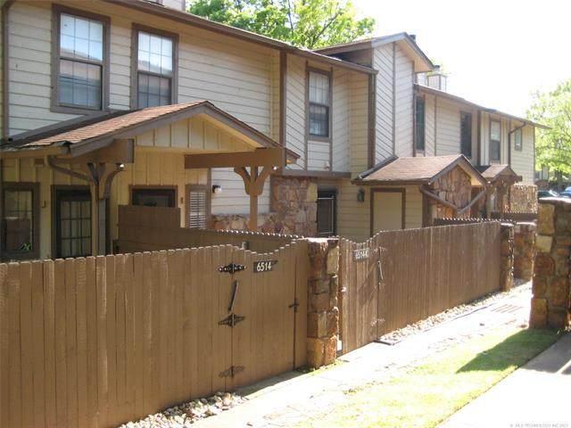 6514 S Memorial Drive K, Tulsa, OK 74133 (MLS #2114784) :: 580 Realty