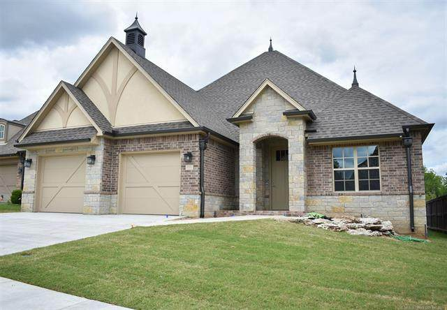 4757 E 143rd Court S, Bixby, OK 74008 (MLS #2114816) :: Hopper Group at RE/MAX Results