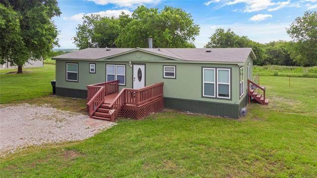 5815 Ponderosa Road, Ardmore, OK 73401 (MLS #2114859) :: House Properties