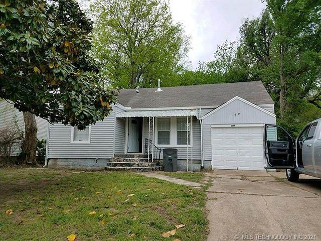 2508 N Rockford Avenue, Tulsa, OK 74106 (MLS #2114875) :: 918HomeTeam - KW Realty Preferred