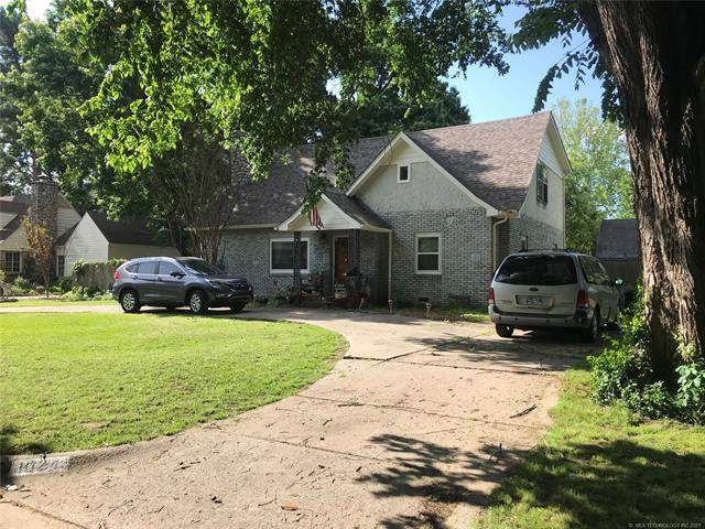 1024 E 35th Place, Tulsa, OK 74105 (MLS #2114904) :: House Properties