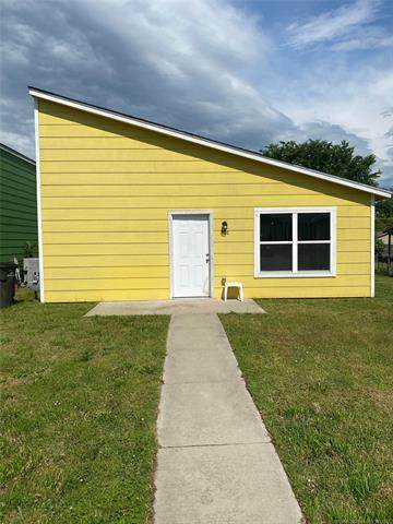 808 S Hickory Avenue, Bartlesville, OK 74003 (MLS #2114943) :: Hopper Group at RE/MAX Results