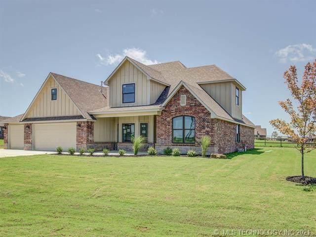 12901 N 44th East Avenue, Skiatook, OK 74070 (MLS #2114957) :: House Properties