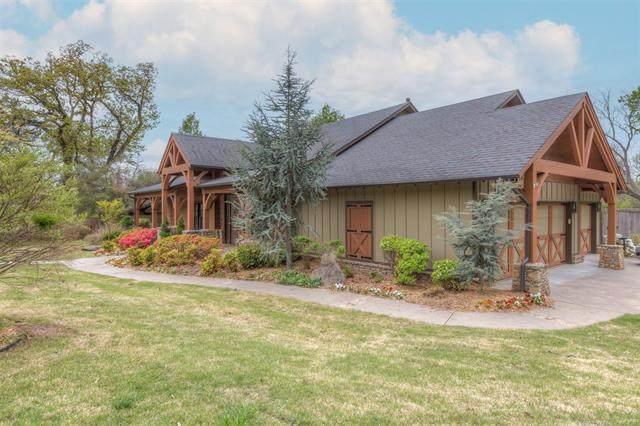 4302 S Utica Avenue, Tulsa, OK 74105 (MLS #2114967) :: House Properties