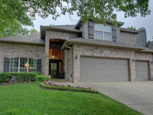 9136 S Canton Avenue, Tulsa, OK 74137 (MLS #2115065) :: 918HomeTeam - KW Realty Preferred