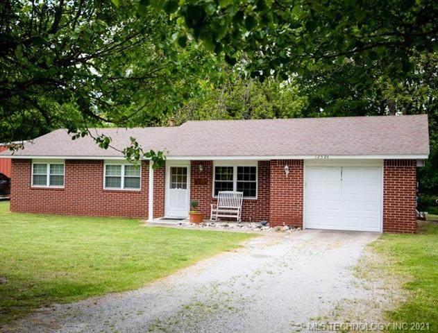 12524 S 241st East Avenue, Broken Arrow, OK 74014 (#2115073) :: Homes By Lainie Real Estate Group