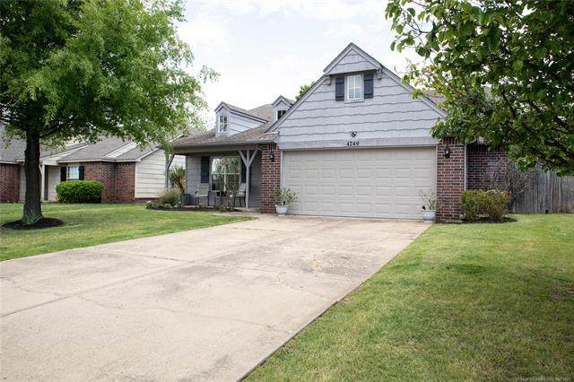 4249 S 205th East Avenue W, Broken Arrow, OK 74014 (#2115098) :: Homes By Lainie Real Estate Group
