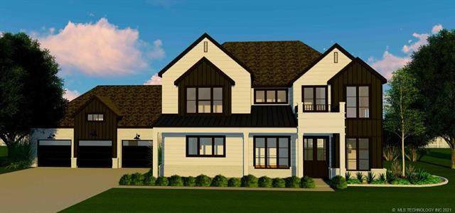 6640 E 127th Place, Bixby, OK 74008 (MLS #2115105) :: Active Real Estate