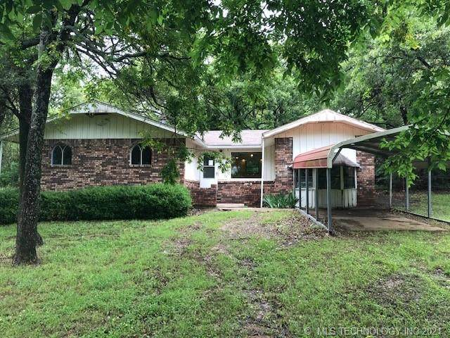 173 Arvil Barnes Road, Hartshorne, OK 74547 (MLS #2115156) :: 580 Realty