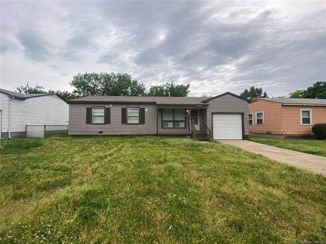 3236 N Garrison Avenue, Tulsa, OK 74106 (MLS #2115227) :: Active Real Estate