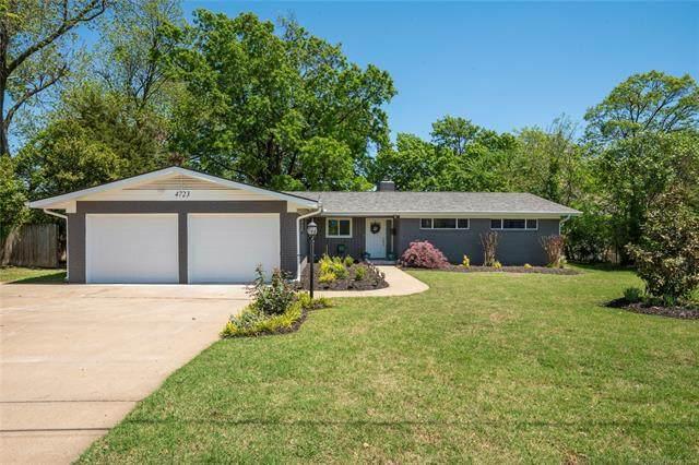 4723 S Gary Avenue, Tulsa, OK 74105 (MLS #2115243) :: Active Real Estate