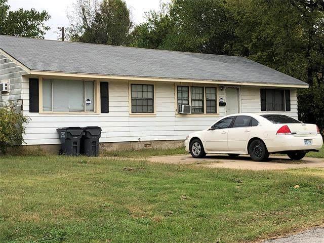 5501 W 3rd Street, Tulsa, OK 74127 (MLS #2115270) :: Active Real Estate