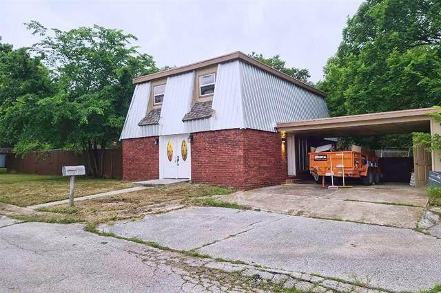 1421 John Road, Ardmore, OK 73401 (MLS #2115277) :: Active Real Estate