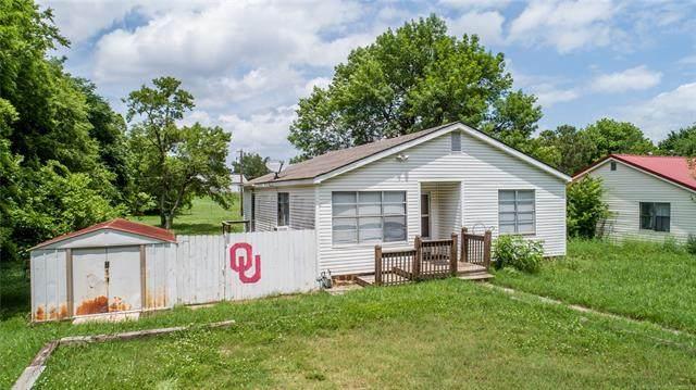 213 W Jefferson Avenue, Mcalester, OK 74501 (MLS #2115283) :: House Properties
