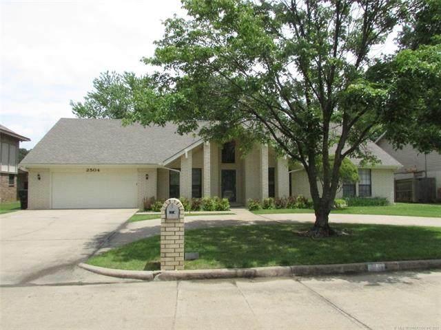 2504 Fort Davis Drive, Muskogee, OK 74403 (MLS #2115315) :: Active Real Estate