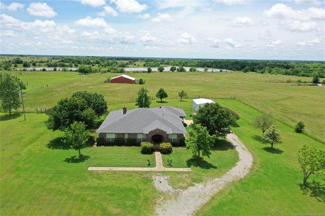 5224 State Road 70 E, Durant, OK 74701 (MLS #2115339) :: Active Real Estate