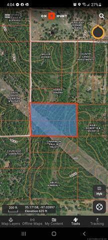 27193 White Oaks, Tecumseh, OK 74873 (MLS #2115352) :: 918HomeTeam - KW Realty Preferred
