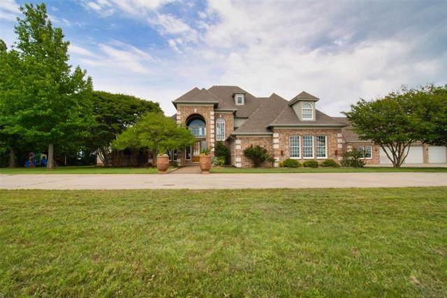 12300 Rolling Hills Drive, Kingston, OK 73439 (MLS #2115359) :: Active Real Estate