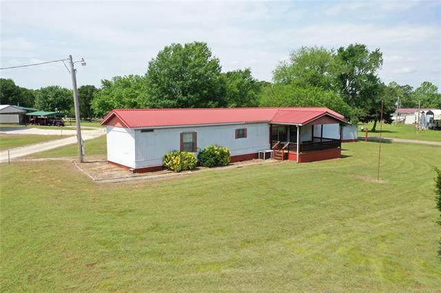 4197 Deer, Kingston, OK 73439 (MLS #2115365) :: Active Real Estate