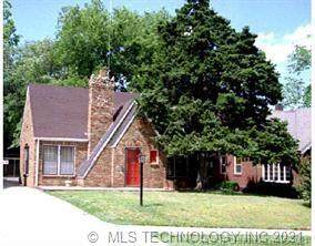 1837 E 17th Place, Tulsa, OK 74104 (MLS #2115531) :: Hopper Group at RE/MAX Results