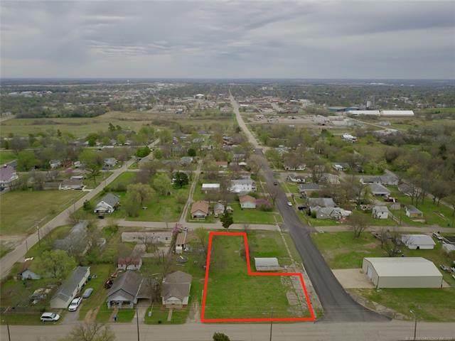 207 N Wade Avenue, Cushing, OK 74023 (MLS #2115612) :: Active Real Estate