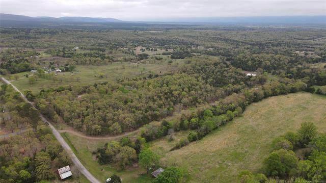 Frazier Creek Road, Talihina, OK 74571 (MLS #2115657) :: 580 Realty