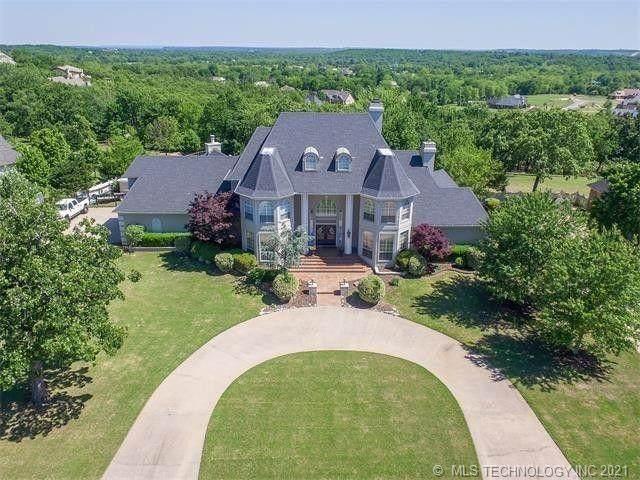 5230 Oak Leaf Drive, Tulsa, OK 74131 (MLS #2115682) :: Active Real Estate