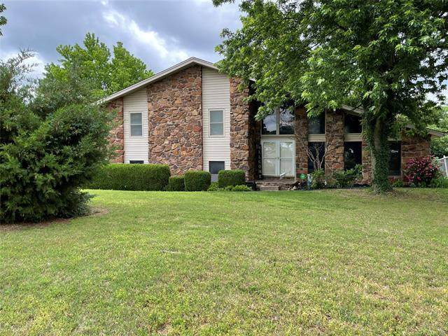 709 Oak Ridge Drive, Sand Springs, OK 74063 (MLS #2115721) :: Active Real Estate