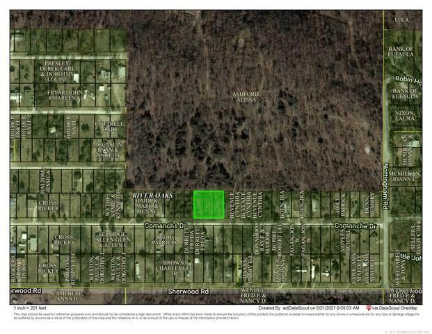 Comanche Drive, Eufaula, OK 74432 (MLS #2115724) :: Hopper Group at RE/MAX Results
