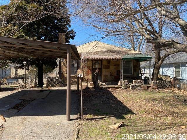314 N Cleveland Avenue, Sand Springs, OK 74063 (MLS #2115736) :: 918HomeTeam - KW Realty Preferred