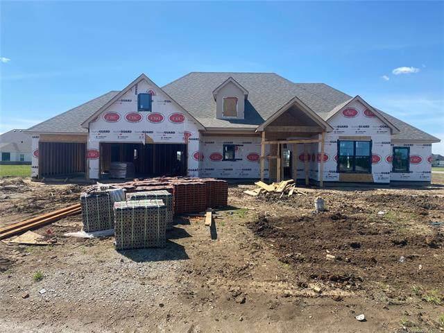 14910 E 83rd Street, Owasso, OK 74055 (MLS #2115790) :: Active Real Estate