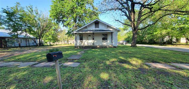 926 N Oklahoma Avenue, Okmulgee, OK 74447 (MLS #2115833) :: Hopper Group at RE/MAX Results