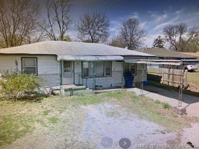 707 N Gunter Street, Vinita, OK 74301 (MLS #2115852) :: 580 Realty