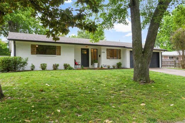 5708 S Rockford Place, Tulsa, OK 74105 (MLS #2115860) :: 918HomeTeam - KW Realty Preferred