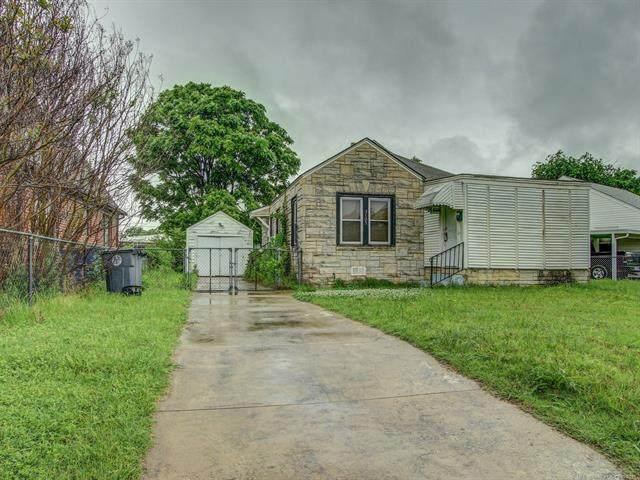 3105 E Admiral Boulevard, Tulsa, OK 74110 (MLS #2115877) :: Owasso Homes and Lifestyle