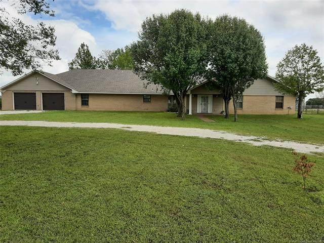 71 S State Highway 76 S, Wilson, OK 73463 (MLS #2115909) :: Active Real Estate