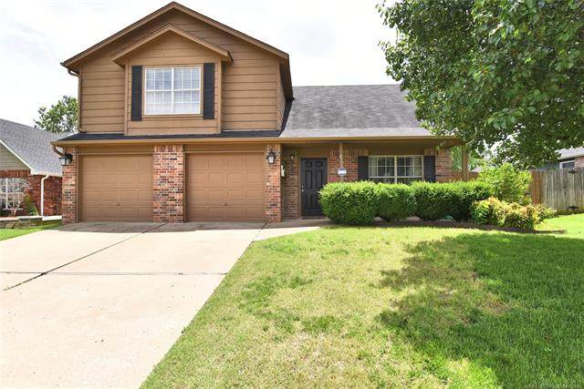 11110 E 119th Street North, Collinsville, OK 74021 (MLS #2115973) :: 580 Realty